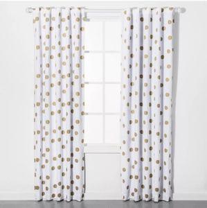 Blackout Curtain One Panel Pillowfort